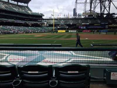 Safeco Field section 122