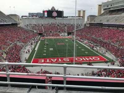 Ohio Stadium, section: 4c, row: 3, seat: 15