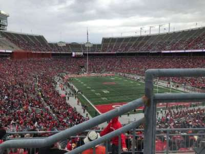 Ohio Stadium, section: 33b, row: 2, seat: 1