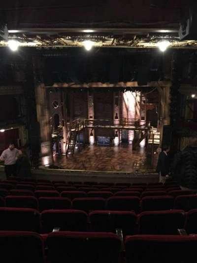 PrivateBank Theatre, section: Mezz Rc, row: J, seat: 322