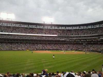 Guaranteed Rate Field section 160