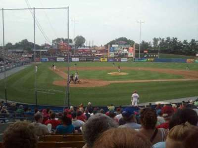 FirstEnergy Stadium (Reading), section: red 3, row: h, seat: 20