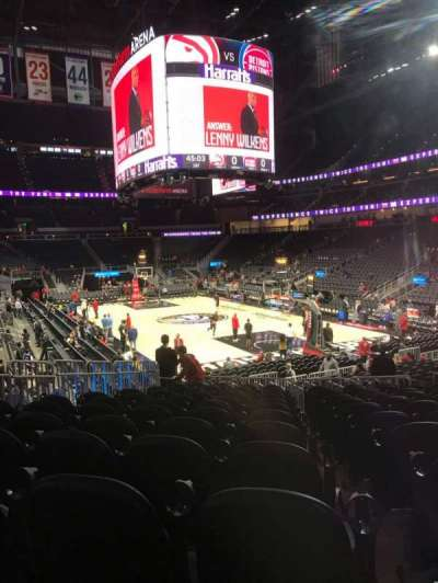 State Farm Arena section 104