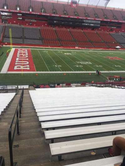High Point Solutions Stadium, section: 130, row: 38