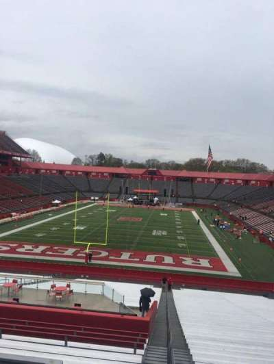 High Point Solutions Stadium, section: 137, row: 44