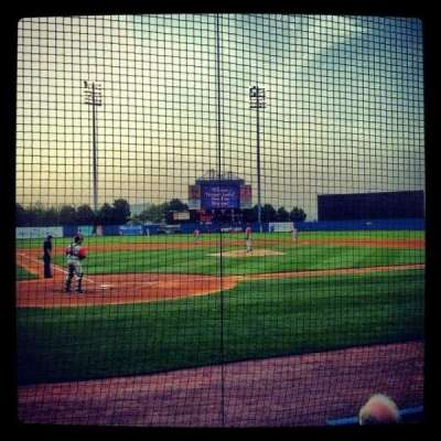 Richmond County Bank Ballpark, section: 10, row: D, seat: 5