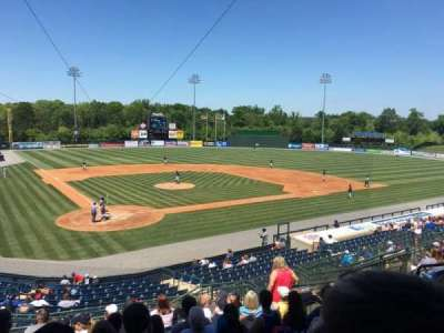 State Mutual Stadium, section: 203, row: 14, seat: 10