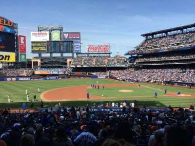 Citi Field, section: 122, row: 29, seat: 12