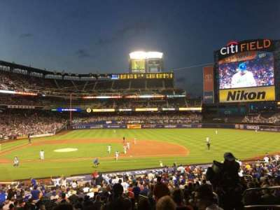 Citi Field, section: 114, row: 30, seat: 11