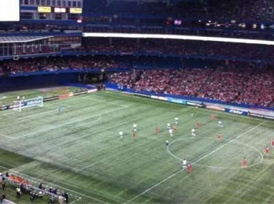 Rogers Centre, section: 534R, row: 7, seat: 7