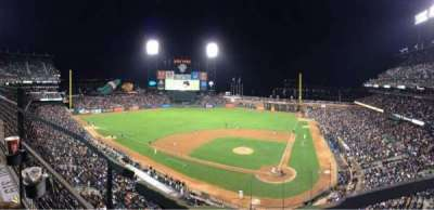 AT&T Park, section: VB319, row: A, seat: 11