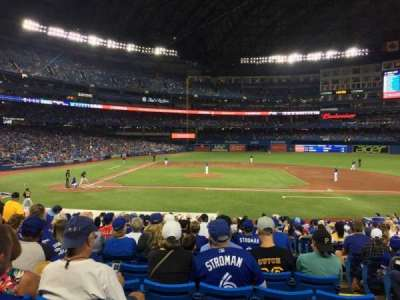 Rogers Centre, section: 117L, row: 26, seat: 103