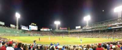 Fenway Park, section: 150, row: AA