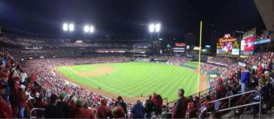 Busch Stadium section 233