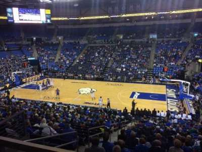 Chaifetz Arena, section: 213, row: A, seat: 11