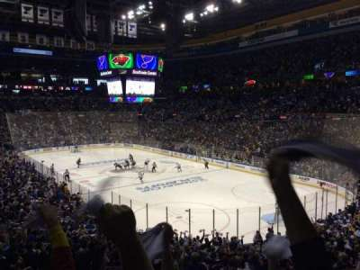 Scottrade Center, section: 112, row: CC, seat: 11