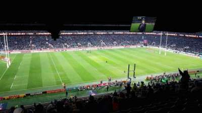 Twickenham Stadium section M10