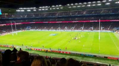 Twickenham Stadium section M3
