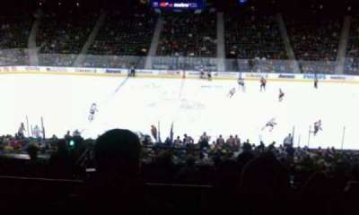 Philips Arena, section: 211, row: H, seat: 23