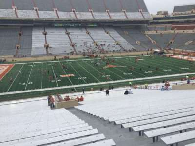 Texas Memorial Stadium, section: 30, row: 51, seat: 25