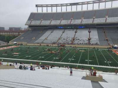 Texas Memorial Stadium, section: 27, row: 56, seat: 25