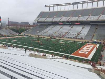 Texas Memorial Stadium, section: 25, row: 51, seat: 25