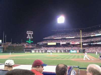 Citizens Bank Park section A