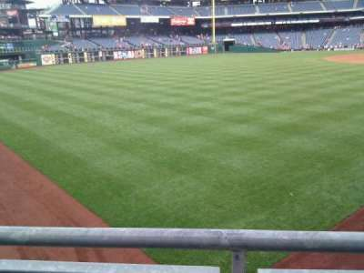 Citizens Bank Park, section: 140, row: 23, seat: 4