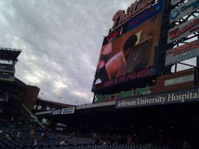 Citizens Bank Park, section: 148, row: 8, seat: 13