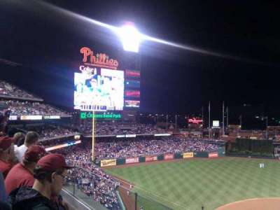 Citizens bank park  section 324