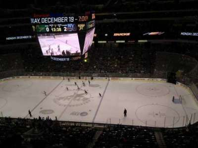 American Airlines Center, section: 325, row: d, seat: 7