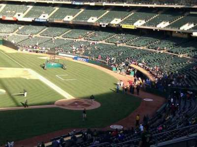 Oakland Alameda Coliseum, section: 222, row: 12, seat: 15