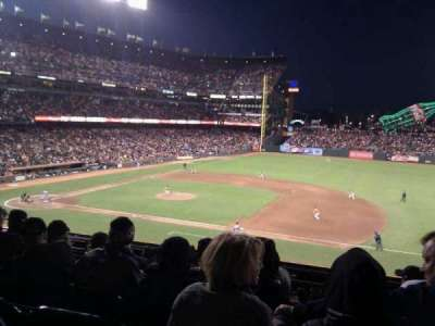 AT&T Park, section: 207, row: e, seat: 5