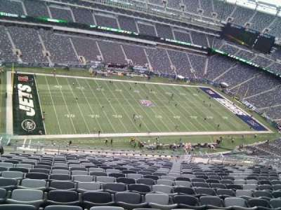 MetLife Stadium  section 317