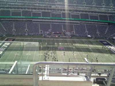 MetLife Stadium  section 314