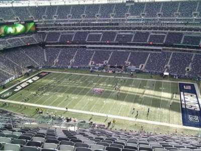 MetLife Stadium section 311