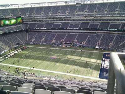 MetLife Stadium, section: 311, row: 24, seat: 15