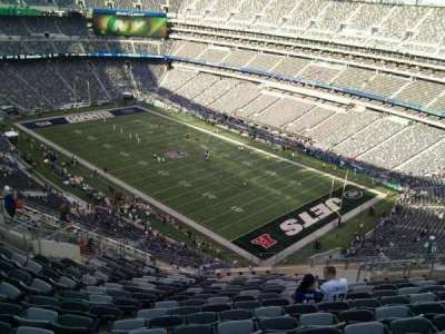 MetLife Stadium, section: 332, row: 21, seat: 13