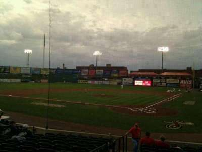 Clipper Magazine Stadium section 16