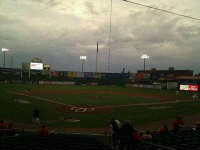 Clipper Magazine Stadium, section: 14, row: n, seat: 4