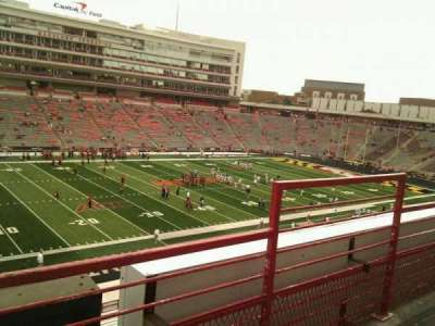 Maryland Stadium, section: 202, row: b, seat: 21