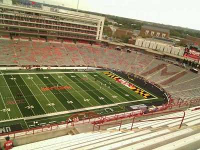 Maryland Stadium, section: 303, row: u, seat: 10
