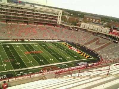Maryland Stadium, section: 303, row: u, seat: 10
