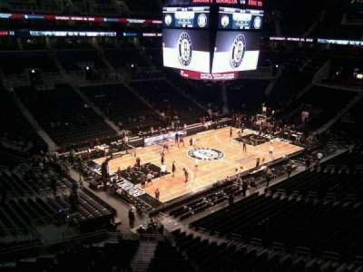 Barclays Center, section: 228, row: 3, seat: 14