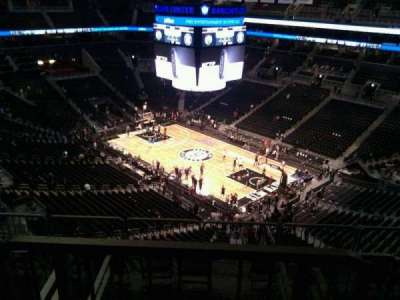 Barclays Center, section: 204, row: 13, seat: 12