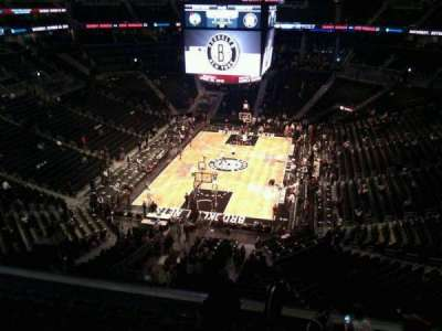 Barclays Center, section: 215, row: 7, seat: 16