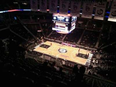 Barclays Center, section: 222, row: 16, seat: 15