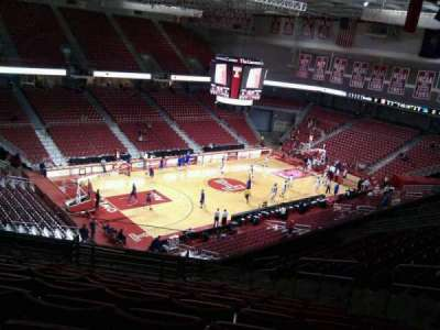 Liacouras Center, section: 206, row: p, seat: 8