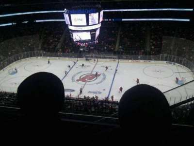 Prudential Center section 213