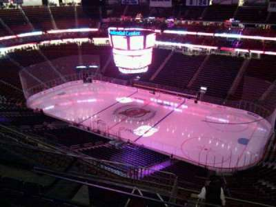 Prudential Center, section: 232, row: 5, seat: 13